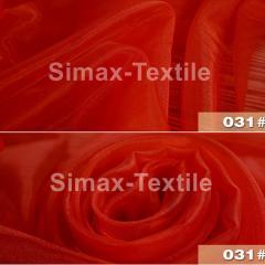 Шифон для штор, Код: 031 Красный