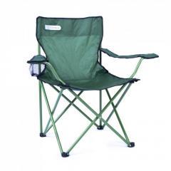 Складной стул-кресло Spokey ANGLER (original) зеленый
