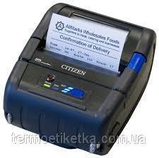 Мобильный принтер чеков и этикеток Citizen CMP-30