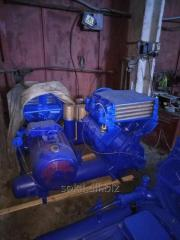 The compressor air PKS-10.5 from storage