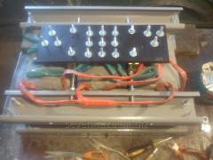 The transformer the raising CU-25 220/380/660