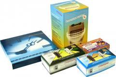 Упаковка для товаров промышленных