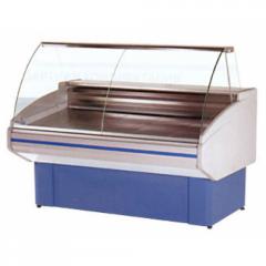 Витрина холодильная со встроенным агрегатом Двина