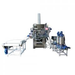 Линия производства вафельных трубочек GE-2R