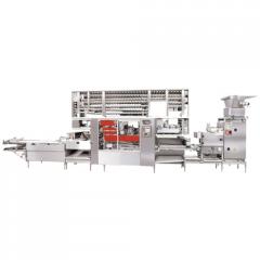 Линия производства мелкоштучных хлебобулочных изделий