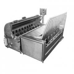 Машина для ошпаривания и удаления щетины HAAS