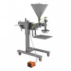 Машина дозирующая для многослойных изделий DVG