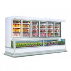 Стеллаж морозильный с выносным агрегатом Spectra