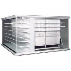 Стелажі холодильні