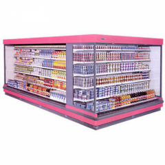 Rack refrigerating with the portable Libra uni