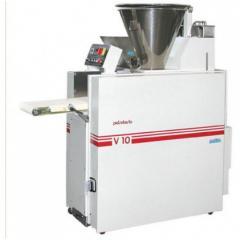 Тестоделительная машина, тестоделители вакуумные V