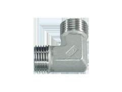 Адаптер угловой 90° штуцер-  BSP 1