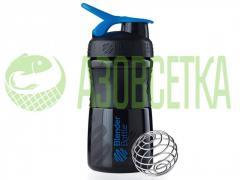 Спортивная бутылка-шейкер Blender Bottle SportMixer