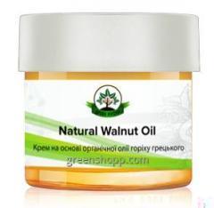 Natural Walnut Oil - для суставов.