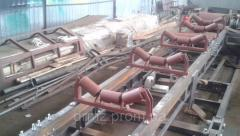 Spare parts for conveyors