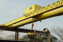 Кран мостовой электрический двухбалочный