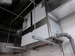 Гидрофильтр, гидравлический искрогаситель GF-3, Пропускная способность 3000 м3/час