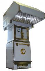 Зонт-Гидрофильтр ZGF-2,  для печей BQB-2, ...