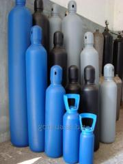 Gas cylinders for all types of gas