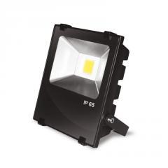 EUROELECTRIC LED COB Прожектор с радиатором 10W 6500K modern арт. LED-FLR-COB-10