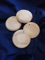 Деревянные медальйоны