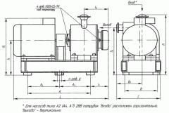Dvuhvintovyj multi-phase pump 2VV