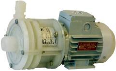 Химически устойчиви центробежни херметична помпа тип НСМ