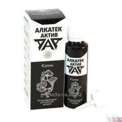 АлкАтекАктив - капли от алкоголизма