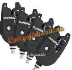 Signaling device of wireless CARP HUNTER RADIO