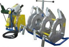 Сварочные аппараты для стыковой сварки с ручным прижимом ZRCN