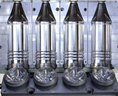Пресс-формы под ПЭТ бутылки