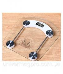 Bathroom scales of Scale 2003a to 180 kg (a step