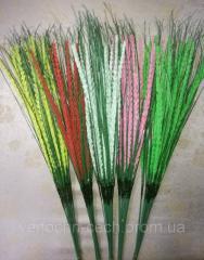 Ветка искусственная (колосок цветной) для флористики