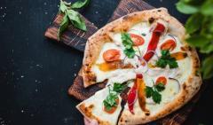 Квадратная доска для пиццы