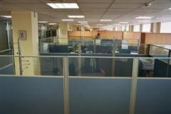 Partitions are office stationary