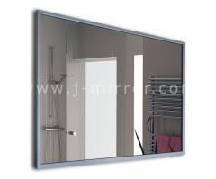 Зеркало alu 001, алюминиевая рама