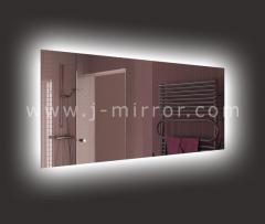 Зеркало Shape 04 + амбилайт