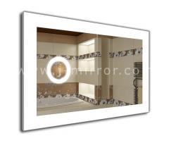 Зеркало Norma с увеличительной линзой