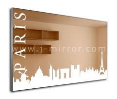 Зеркало Paris, LED подсветка