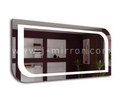 Зеркало Enrica, LED подсветка
