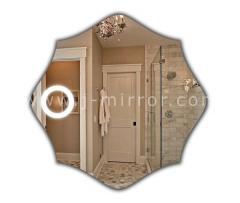 Зеркало Letizia с линзой