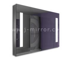 Зеркало mLt 002, люминесцентные лампы