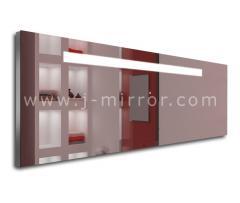 Зеркало mLt 010, люминесцентные лампы