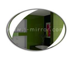 Зеркало Carmen, LED подсветка