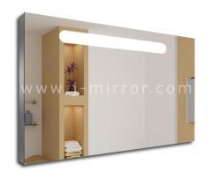 Зеркало mLt 007, люминесцентные лампы