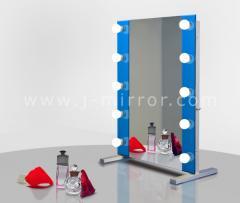 Гримерное зеркало Hollywood T2 Color