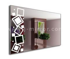Зеркало Mirella, LED подсветка