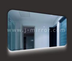 Зеркало Shape 03 + нижний амбилайт