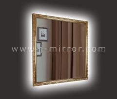 Зеркало Maura + амбилайт
