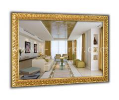 Зеркало в багетной раме Carola XL